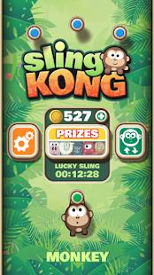دانلود Sling Kong 3.25.12 – بازی پرتاب میمون بامزه اندروید