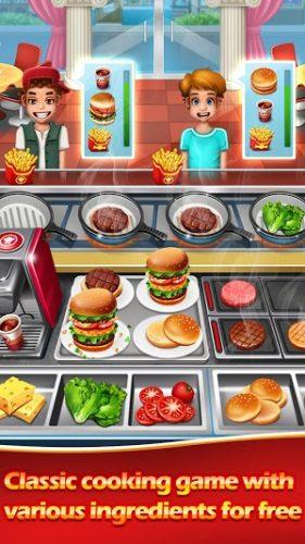 unnamed 6 281x500 - دانلود Cooking Chef 8.9.3911 – بازی آشپزی و رستوران داری اندروید