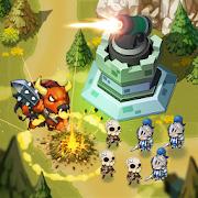 دانلود Hero Defense King 1.0.37 – بازی استراتژیک و دفاعی پادشاه قهرمان برای اندروید + مود