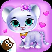 دانلود Baby Tiger Care My Cute Virtual Pet Friend 1.0.99 – بازی مراقبت از بچه ببر اندروید