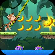 دانلود Banana Monkey – Banana Jungle 1.1.2 – بازی جالب جنگل موز اندروید
