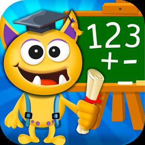 دانلود Buddy School: Basic Math learning for kids 3.4 – بازی آموزشی کودکانه اندروید