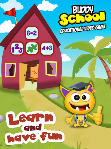 Buddy School Basic Math learning for kids 375x500 - دانلود Buddy School: Basic Math learning for kids 3.4 – بازی آموزشی کودکانه اندروید
