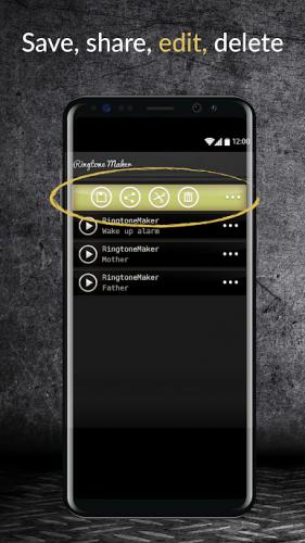 دانلود Call Ringtone Maker 1.239 - برنامه تنظیم آهنگ زنگ برای اندروید