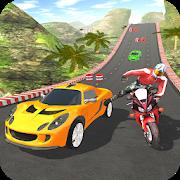 دانلود Car vs Bike Racing 1.3 – بازی مسابقه اتومبیل در برابر دوچرخه اندروید