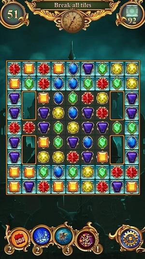 دانلود Clockmaker - Amazing Match 3 54.0.1 - بازی پازلی رنگارنگ برای اندروید