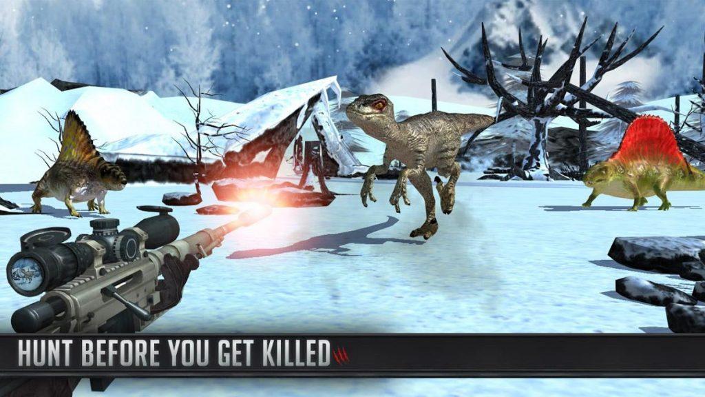 Dinosaur Hunter 2018 3 1024x576 - دانلود Dinosaur Hunter 2018 1.5 – بازی دایناسور هانتر ۲۰۱۸ اندروید
