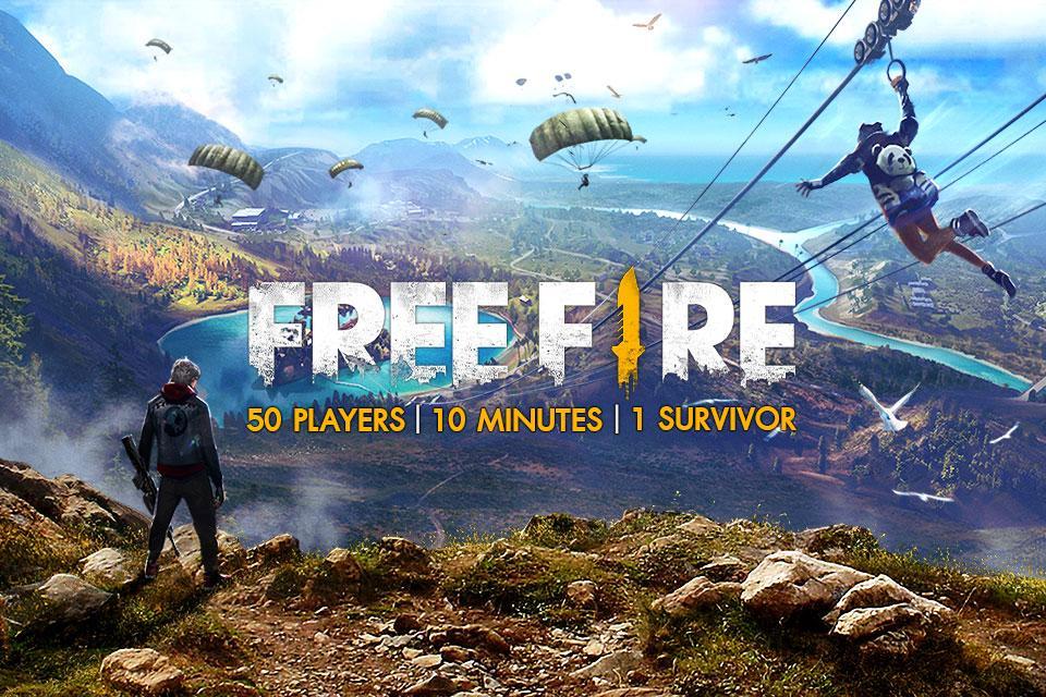 دانلود Garena Free Fire 1.59.1 - بازی اکشن مبارزه ای اندروید