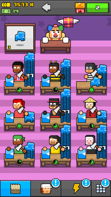 دانلود Make More! 3.0.11 - بازی جالب وسرگرم کننده اندروید