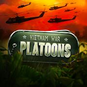 دانلود Vietnam War Platoons 2018.7.6 – بازی استراتژیکی ارتش ویتنام اندروید