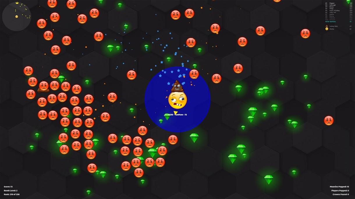 bomby.io 2 - دانلود bomby.io 1.0.6 – بازی رقابتی اندروید