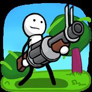 دانلود One Gun: Stickman 1.93 بازی اکشن آدمک تفنگدار برای اندروید + مود