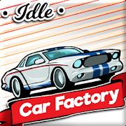 دانلود Idle Car Factory 7.9 – بازی شبیه ساز کارخانه خودروسازی برای اندروید