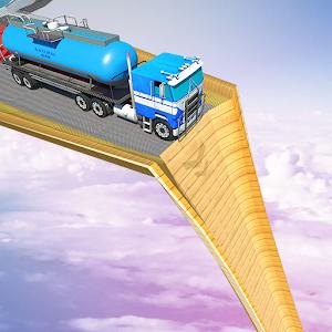 دانلود Mega Ramp – Oil Tanker Truck Simulator 1.4 – بازی شبیه ساز کامیون نفتکش اندروید