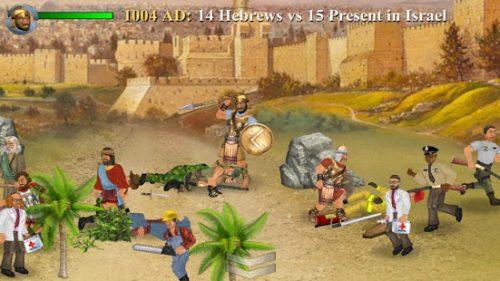 دانلود Back Wars 1.109 - بازی استراتژی جنگ های قدیم برای اندروید