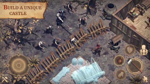 دانلود Grim Soul: Dark Fantasy Survival 3.1.0 - بازی اکشن و بقا در تاریکی اندروید