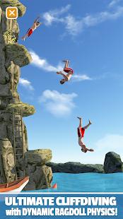 دانلود Flip Diving 3.3.6 - بازی ورزشی خاص شیرجه برای اندروید + مود