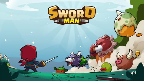 unnamed 26 500x281 - دانلود Sword Man – Monster Hunter 1.0.3 – بازی شکارچی هیولا برای اندروید