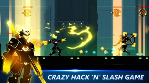 دانلود Overdrive - Ninja Shadow Revenge 1.8.4 - بازی اکشن انتقام نینجا برای اندروید + مود