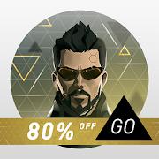 دانلود بازی جذاب و زیبا Deus Ex GO – Puzzle Challenge v2.1.111374 اندروید – همراه دیتا + مود