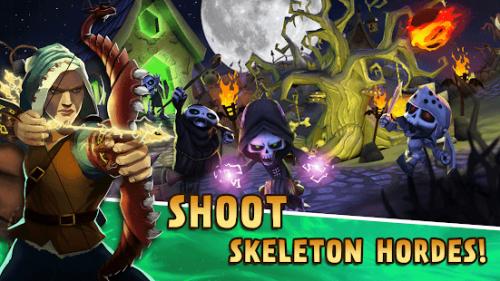 دانلود Skull Towers: Castle Defense Games 1.2.15 - بازی برج دفاعی مهیج برای اندروید + مود