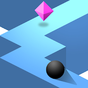 دانلود ZigZag 1.22 – بازی رقابتی کنترل توپ زیگ زاگ برای اندروید