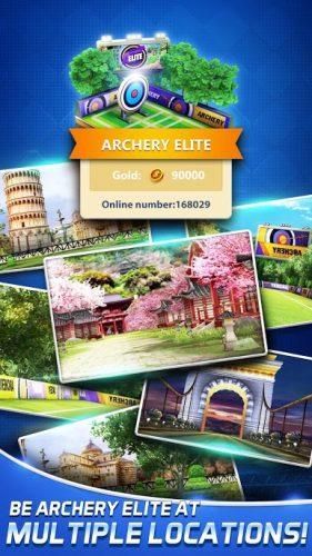 دانلود Archery Elite™ 3.2.10.0 - بازی ورزشی تیراندازی اندروید