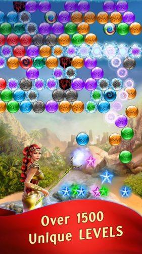 Lost Bubble Bubble Shooter 281x500 - دانلود Lost Bubble – Bubble Shooter 2.65 – بازی تیراندازی به حباب اندروید