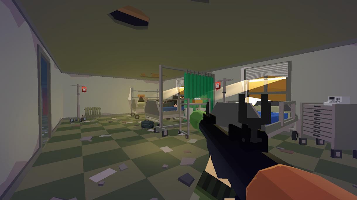 دانلود Pixel Combat: Zombies Strike 3.11.1 - بازی مبارزات پیکسلی با زامبی اندروید