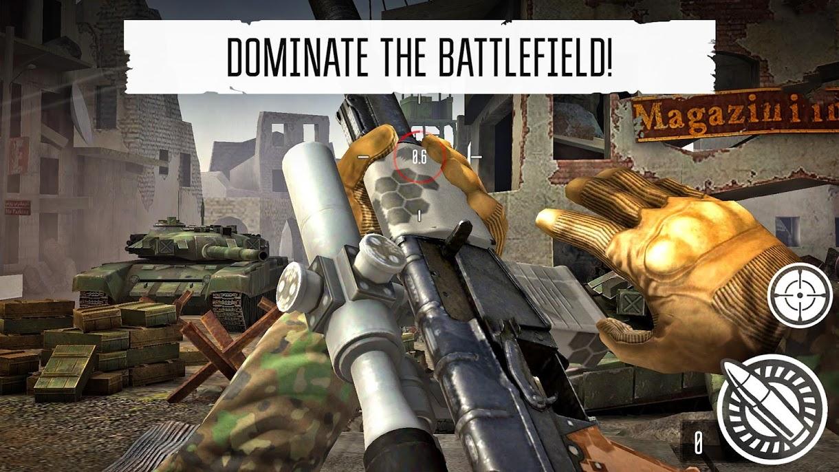 دانلود Sniper Battles: online PvP shooter game - FPS 1.2.365 - بازی تیراندازی آنلاین PvP اندروید