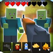 دانلود Zombie Craft Survival 20 – بازی اکشن زامبی کشی اندروید
