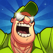 دانلود بازی استراتژیکJungle Clash 1.0.18 مبارزه در جنگل برای اندروید