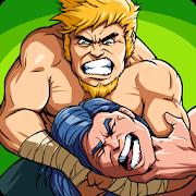 دانلود The Muscle Hustle: Slingshot Wrestling 1.27.855 بازی اکشن کُشتی برای اندروید+مود