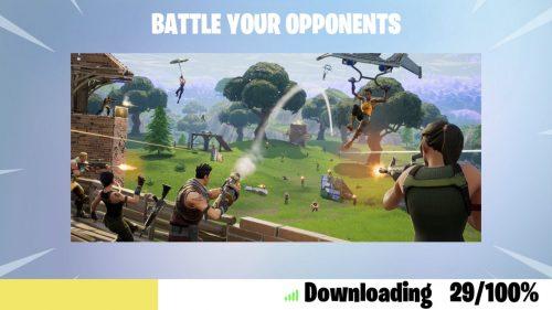 screen 0 500x281 - دانلود Fortnite Battle Royale 5.2.0-4268994 – بازی اکشن بتل رویال اندروید