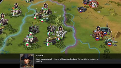 دانلود European War 6: 1914 1.3.24 – بازی جنگ های اروپایی اندروید