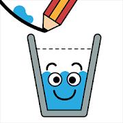 دانلود Happy Glass 1.0.59 – بازی پازل لیوان خوشحال برای اندروید