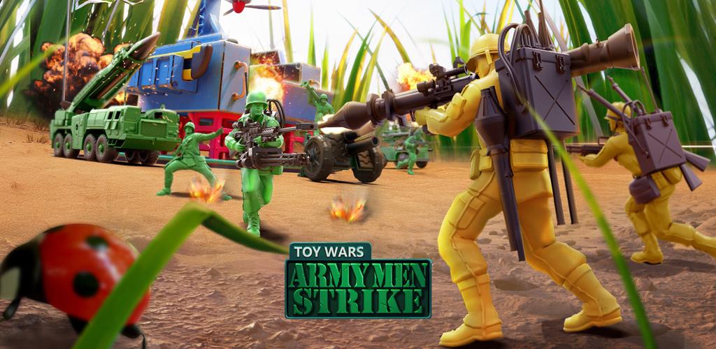 دانلود Army Men Strike 3.76.0 - بازی استراتژی اعتصاب ارتش اندروید