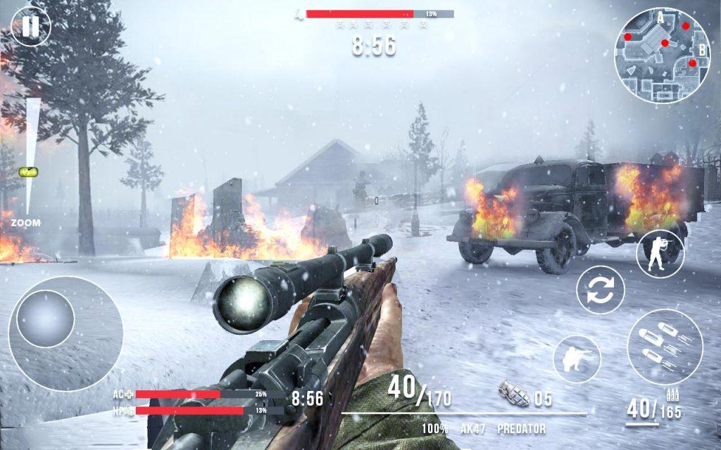 CALL OF SNIPER 1024x640 - دانلود Call of Sniper WW2: Final Battleground 2.0.2  بازی اکشن آخرین نبرد اندروید