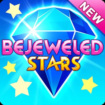 دانلود Bejeweled Stars: Free Match 3 2.29.5  بازی پازلی سنگ های درخشان اندروید