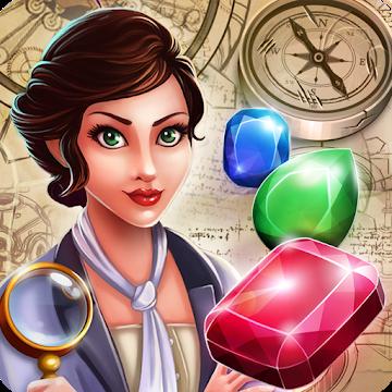دانلود Mystery Match 2.44.0 – بازی پازلی تطبیق مرموز اندروید