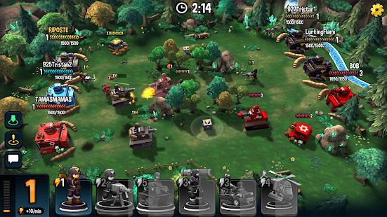 دانلود Mini Guns 2.1.0 - بازی استراتژی اسلحه کوچک اندروید