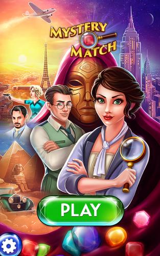 دانلود Mystery Match 2.41.1 - بازی پازلی تطبیق مرموز اندروید