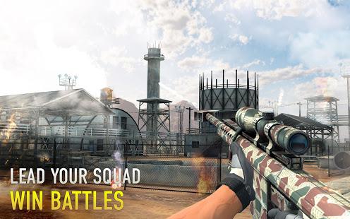 دانلود Sniper Arena: PvP Army Shooter 1.3.8 - بازی تک تیر انداز ارتش برای اندروید