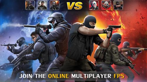 دانلود Elite SWAT - counter terrorist game 217 - بازی اکشن نیروهای ویژه پلیس -  ضد تروریست اندروید + مود