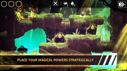 unnamed 5 500x281 - دانلود Magibot 1.0.3 – بازی ماجراجویی ربات جادوگر برای اندروید