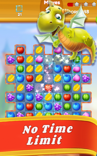 Match Dragon: Match 3 Puzzle game 3.6