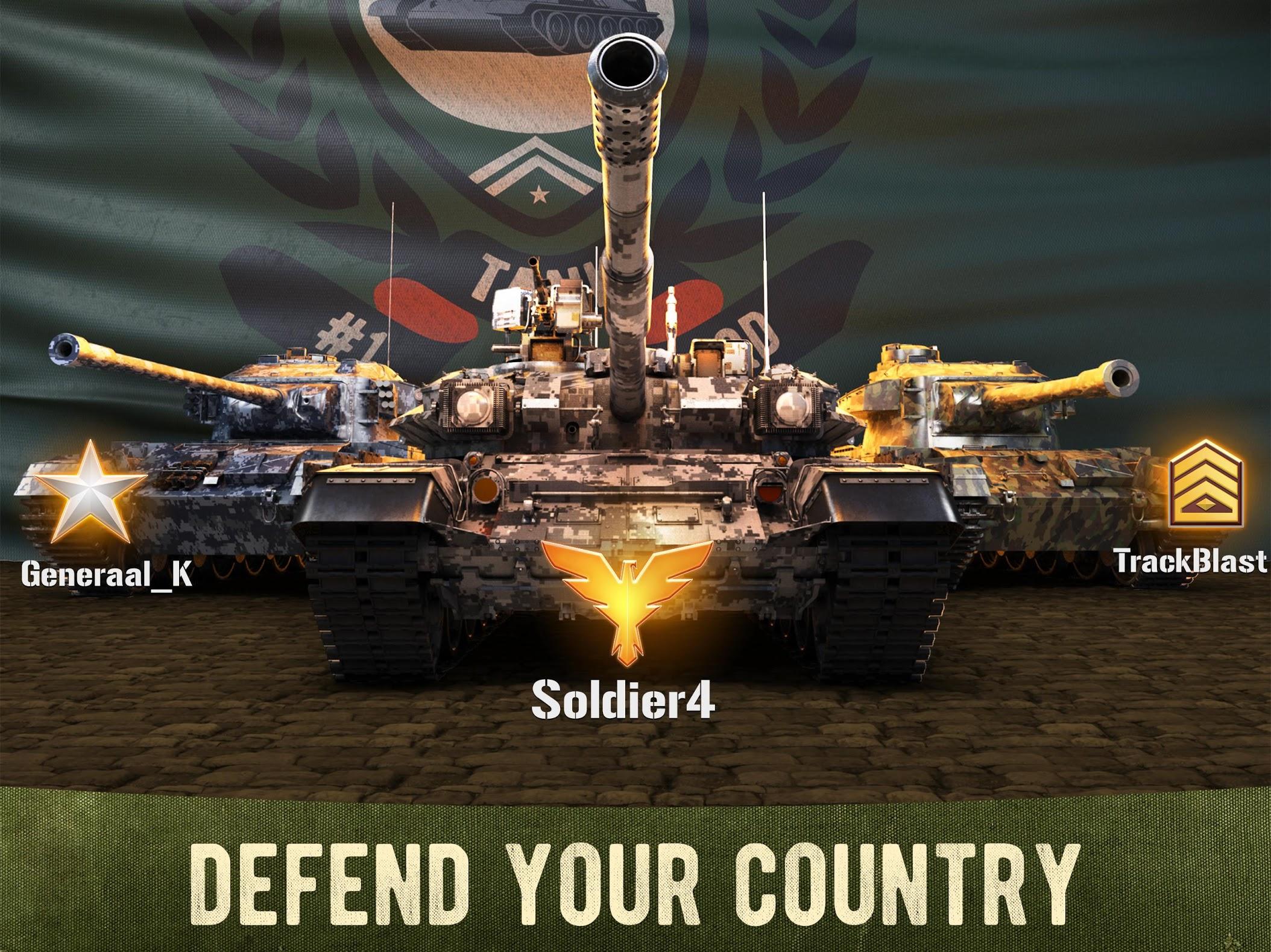 دانلود War Machines Tank Shooter Game 5.18.8 - بازی اکشن نبرد تانک ها برای اندروید