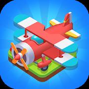 دانلود Merge Plane – Click & Idle Tycoon 1.6.9 – بازی کلیکی پرطرفدار ادغام هواپیما ها برای اندروید + مود