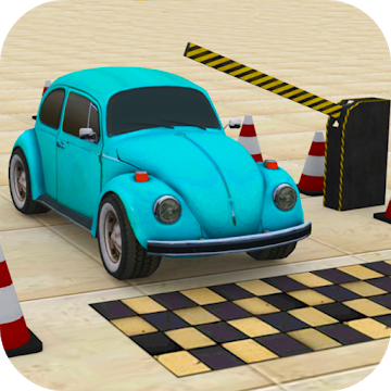 دانلود Classic Car Parking Real Driving 1.1 – بازی پارکینگ اتومبیل های قدیمی اندروید