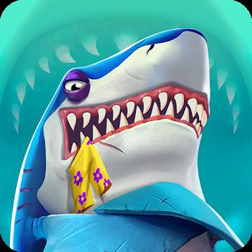 دانلود Hungry Shark Heroes 2.4 – بازی قهرمانان کوسه گرسنه اندروید